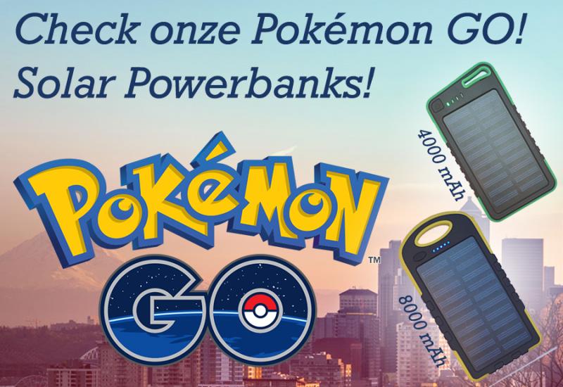 Pokémon GO! Powerbanks