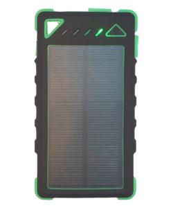 Smart 8000 mAh Solar Powerbank | SunChargers.eu
