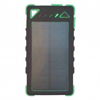 Solar Powerbank 8000 Smart