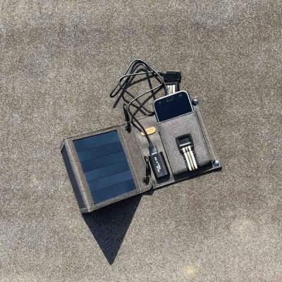 Suaoki Solar Panel opladen lage resolutie