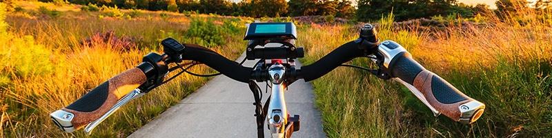 Blogpost sunchargers slecht met aarde fiets